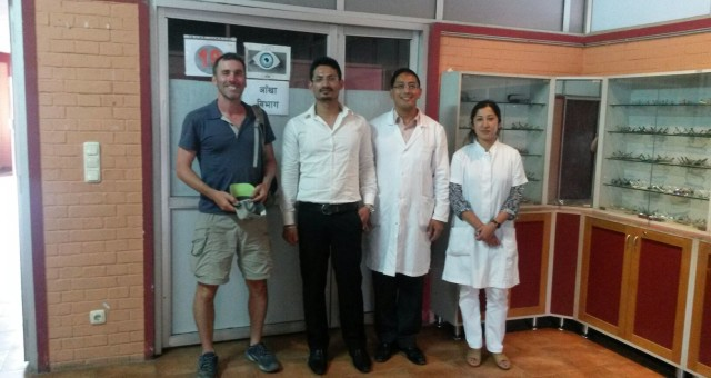 Visit to Dhulikhel about Micro-grants and School Rebuilding Status